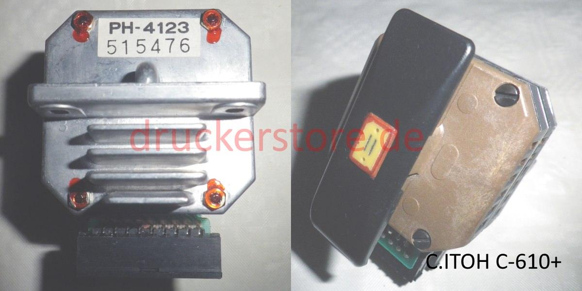 C.ITOH Druckkopf Printhead 24 Pin C-610+ JDMBK-03101