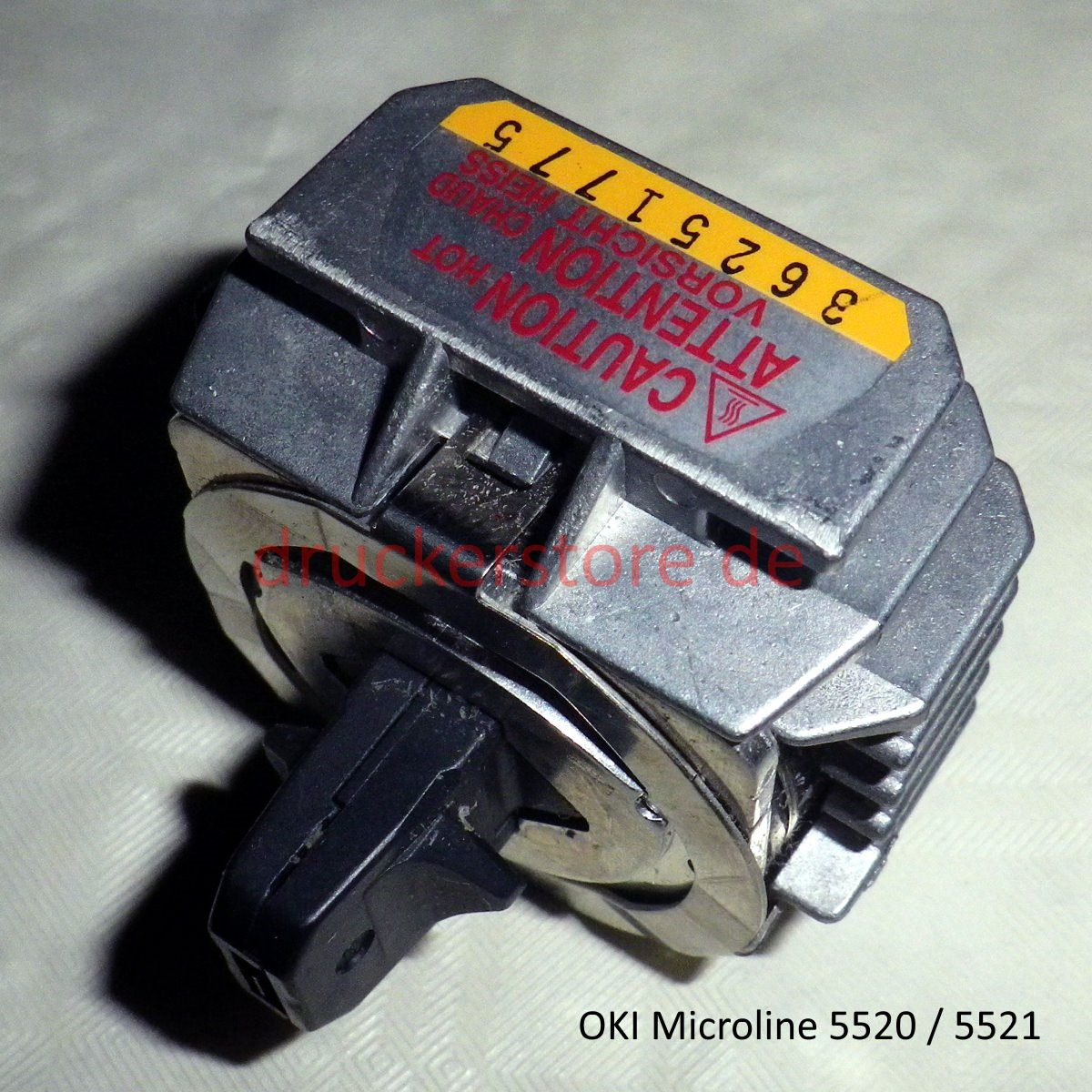OKI Microline Original Print head ML5520 ML5521 Druckkopf 41923901