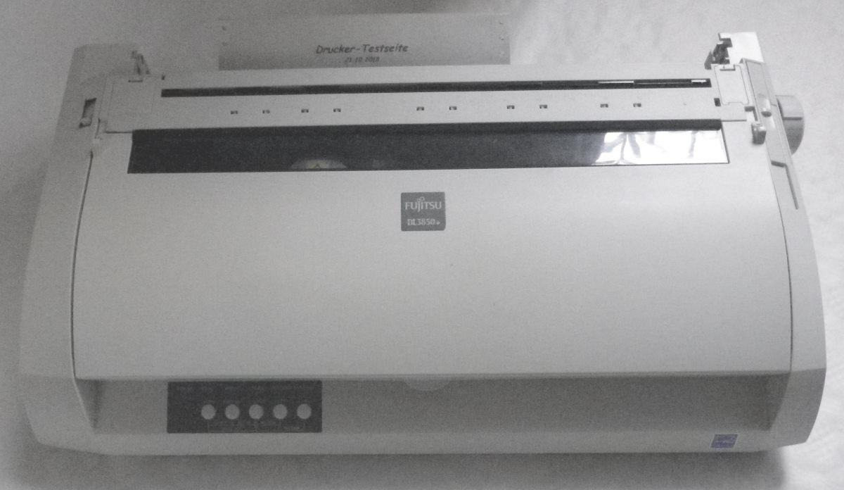 Fujitsu DL-3750+