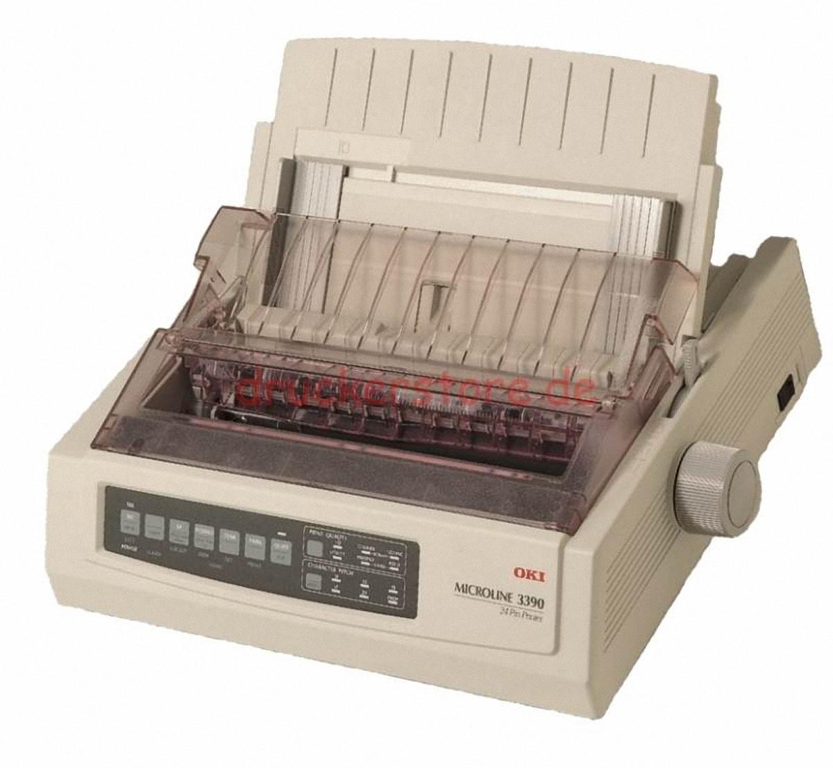 oki microline 3390 arztdrucker apothekendrucker parallel seriell und. Black Bedroom Furniture Sets. Home Design Ideas