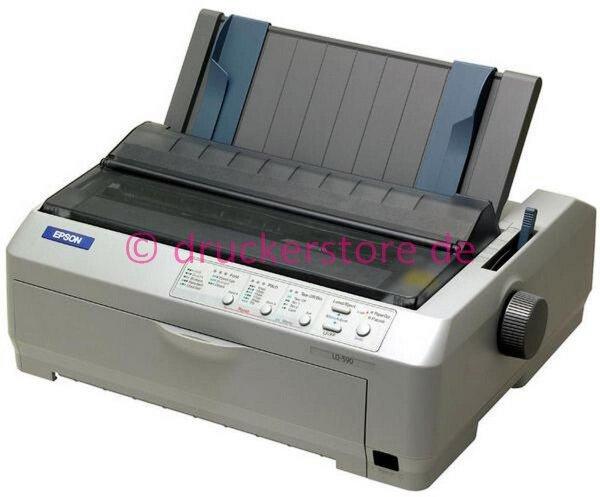 Epson LQ-590 Arztdrucker Praxisdrucker Apothekendrucker 24-Pin parallel-USB #015