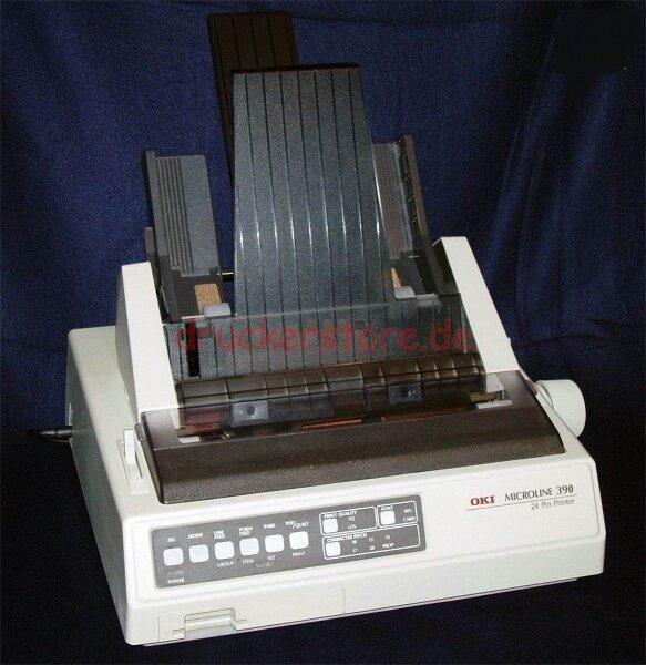 OKI Microline 390 Elite CSF Matrix- Arztdrucker Nadeldrucker Praxisdrucker #033