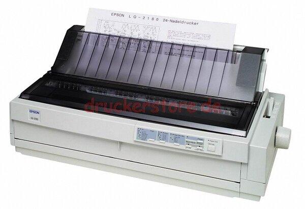 Epson LQ 2180 LQ2180 LQ-2180 24 Pin Matrixdrucker Nadeldrucker Formulare