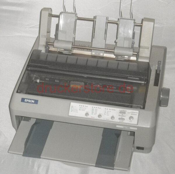 Epson LQ-590 LQ590 LQ-590 Arztdrucker Apothekendrucker Endlos CSF USB #032