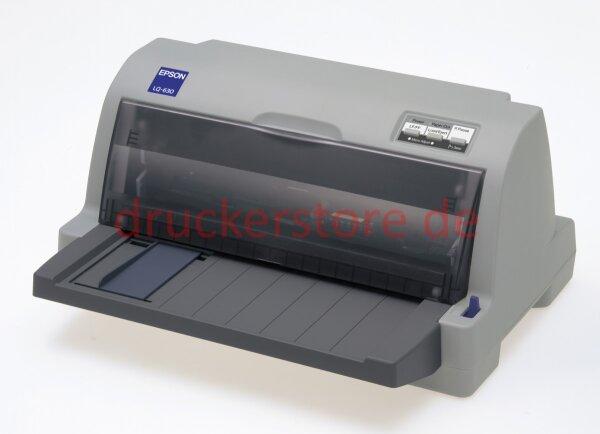 Epson LQ 630 LQ630 LQ-630 USB 24 Nadeldrucker Flachbettdrucker Arztdrucker #023