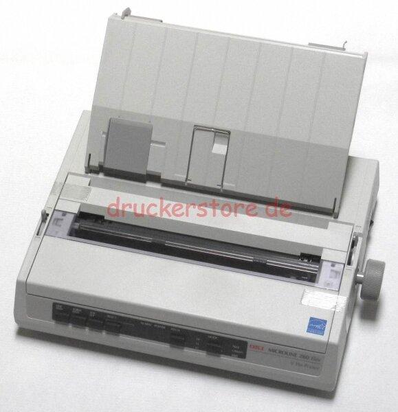 OKI Microline 280 Elite ML280E Nadeldrucker Matrixdrucker Waagendrucker #009