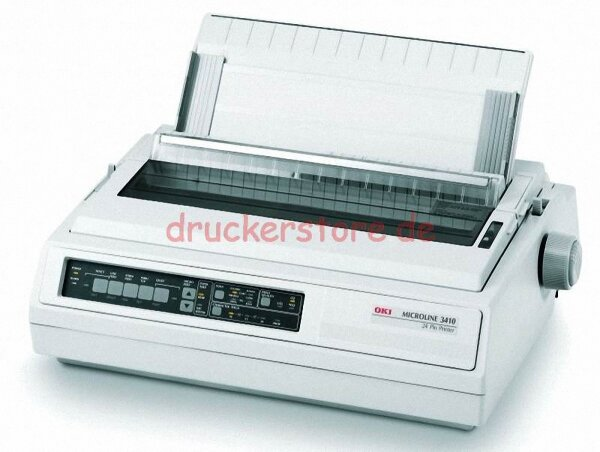 OKI Microline 3410 ML3410 9 Pin HighSpeed-Drucker Nadeldrucker DinA3 P+S #044
