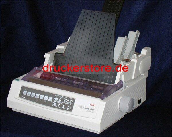 OKI Microline 3390 Arztdrucker Apothekendrucker Praxisdrucker Doppel-CSF #039