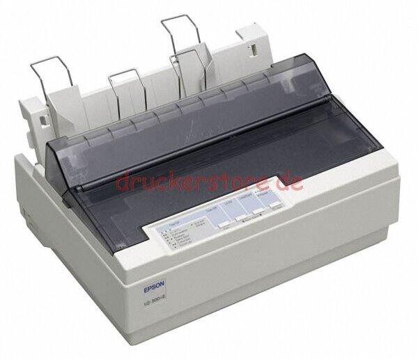 Epson LQ 300+II LQ300+II LQ-300+II Arztdrucker Rezeptdrucker Waagendrucker #019