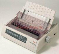 OKI Microline 3320 ML3320 Arztdrucker Apothekendrucker...