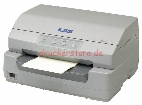 Epson PLQ-20 Arztdrucker Apothekendrucker Flachbettdrucker Matrixdrucker #022