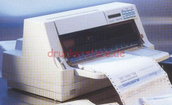 Seiko FB-375 Seikosha Arztdrucker Apothekendrucker Flachbettdrucker kein QM