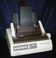 OKI Microline 390 ML390 24Pin Dot Matrixdrucker...