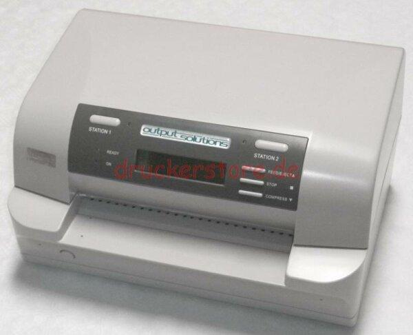 C.Itoh C-650 Plus Flachbettdrucker Arztdrucker Apothekendrucker Praxisdrucker #070