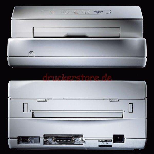 Olivetti PR2E Arztdrucker Rezeptdrucker Apothekendrucker Flachbettdrucker