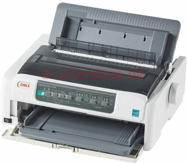 OKI Microline 5720eco ML5720 Listendrucker Matrixdrucker Arztdrucker #062