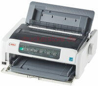 OKI Microline 5720eco ML5720 Listendrucker Matrixdrucker...
