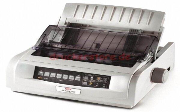 OKI Microline 5591 ML5591 24 Pin USB HighSpeed-Drucker Nadeldrucker DinA3 #047