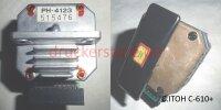 C.ITOH Druckkopf Printhead 24 Pin C-610+