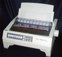 OKI Microline 520 ML520 Praxisdrucker Arztdrucker 24 Pin...