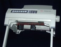OKI Microline 520 ML520 Praxisdrucker Arztdrucker 24 Pin Dot Matrixdrucker #094
