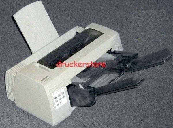 Lexmark 2490-100 Matrixdrucker 24Nadeldrucker Arztdrucker Listendrucker CSF #022