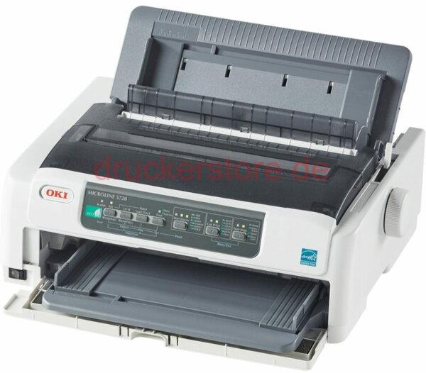 OKI Microline 5720eco Listendrucker Matrixdrucker Arztdrucker neu #065