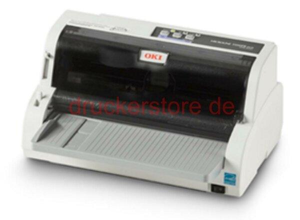 OKI Microline 5100FBeco Nadeldrucker Flachbettdrucker Arztdrucker neuwertig #018