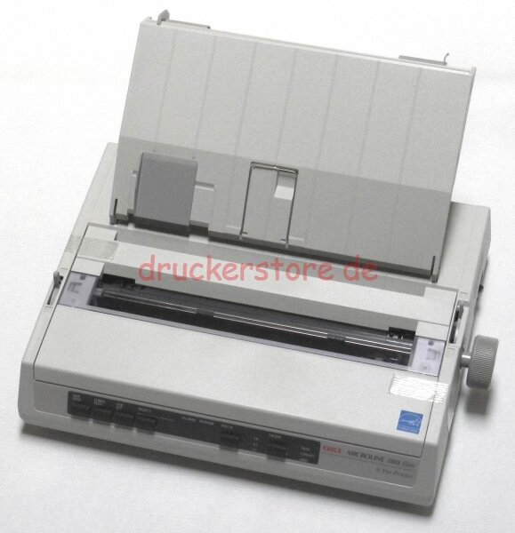 OKI Microline 280 Elite ML280E seriell parallel USB neu&ovp #048