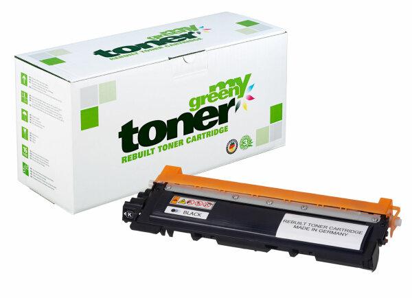 Rebuilt Toner Kartusche für: Brother TN-230BK 2200 Seiten