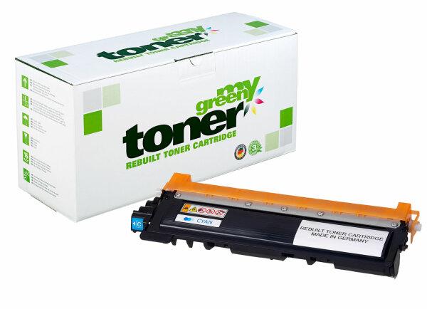 Rebuilt Toner Kartusche für: Brother TN-230C 1400 Seiten
