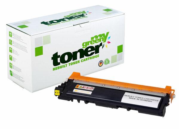 Rebuilt Toner Kartusche für: Brother TN-230Y 1400 Seiten