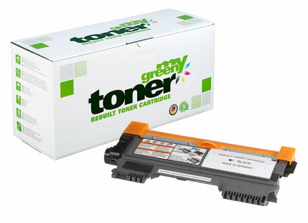 Rebuilt Toner Kartusche für: Brother TN-2010 / TN-2220 2600 Seiten