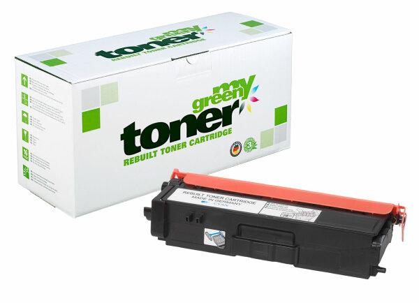 Rebuilt Toner Kartusche für: Brother TN-325C 3500 Seiten
