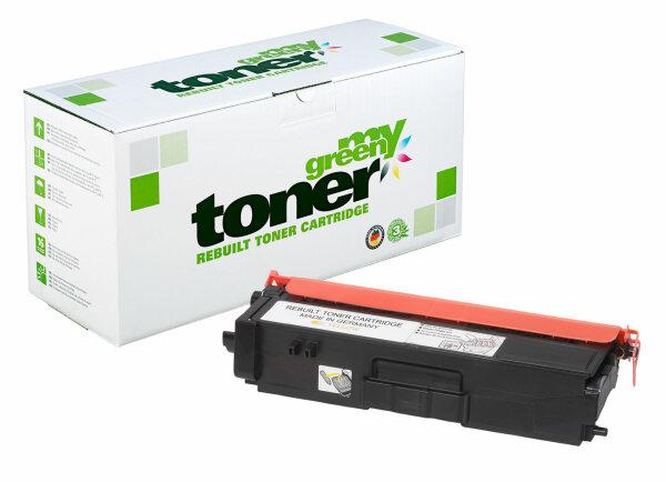 Rebuilt Toner Kartusche für: Brother TN-325Y 3500 Seiten