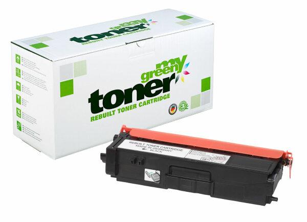 Rebuilt Toner Kartusche für: Brother TN-328BK 6000 Seiten
