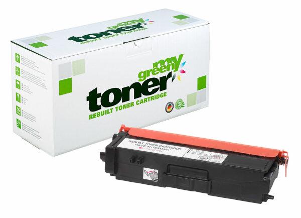 Rebuilt Toner Kartusche für: Brother TN-328M 6000 Seiten