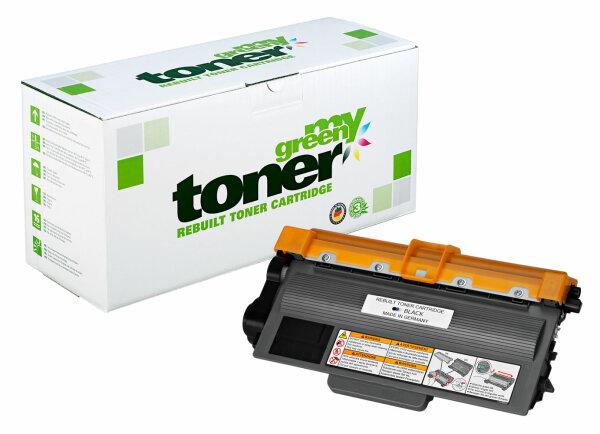 Rebuilt Toner Kartusche für: Brother TN-3380 8000 Seiten