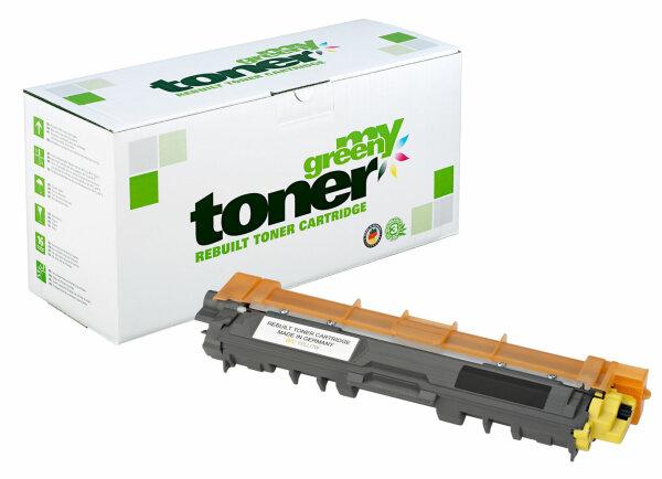 Rebuilt Toner Kartusche für: Brother TN-245Y 2200 Seiten