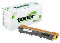 Rebuilt Toner Kartusche für: Brother TN-245Y 2200...