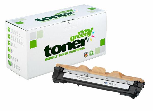Rebuilt Toner Kartusche für: Brother TN-1050 1000 Seiten