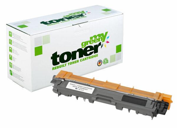 Rebuilt Toner Kartusche für: Brother TN-242BK 2500 Seiten
