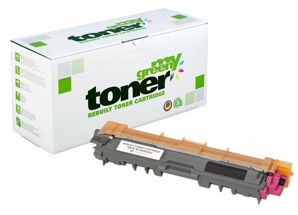 Rebuilt Toner Kartusche für: Brother TN-246M 2200 Seiten