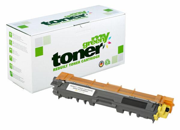 Rebuilt Toner Kartusche für: Brother TN-246Y 2200 Seiten