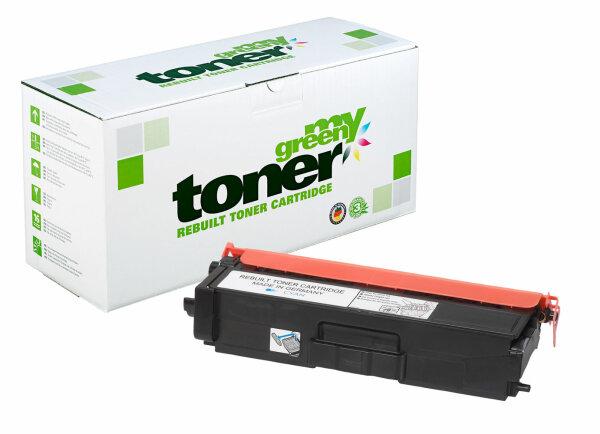 Rebuilt Toner Kartusche für: Brother TN-900C 6000 Seiten