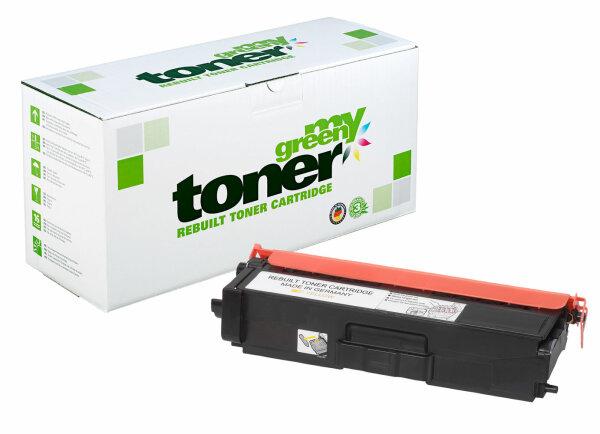 Rebuilt Toner Kartusche für: Brother TN-329Y 6000 Seiten