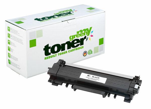 Rebuilt Toner Kartusche für: Brother TN-2420 3000 Seiten