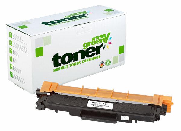 Rebuilt Toner Kartusche für: Brother TN-247BK 3000 Seiten