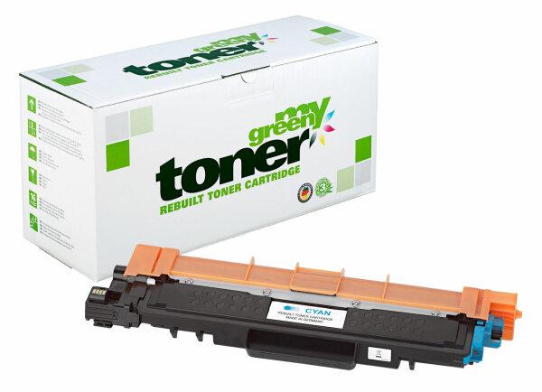 Rebuilt Toner Kartusche für: Brother TN-247C 2300 Seiten