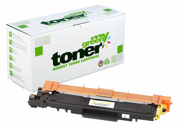 Rebuilt Toner Kartusche für: Brother TN-247Y 2300 Seiten